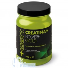 +WATT CREATINA+ POWDER GOLD 350 GR