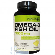 NATROID OMEGA-3 FISH OIL 1000mg 180 CPS