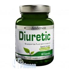 ANDERSON DIURETIC 60 CPS