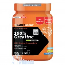 NAMED SPORT 100% CREATINE 250 GR