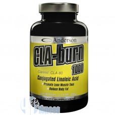 ANDERSON CLA BURN-1000 60 SOFTGELS