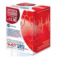 ACT COLESTEROL ACT PLUS 30 CPR
