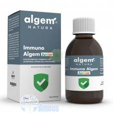 ALGEM NATURA IMMUNO ALGEM JUNIOR 200 ML