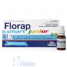 ALTA NATURA FLORAP SMART JUNIOR 6 FLACONCINI
