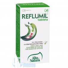 ALTA NATURA REFLUMIL COMPRESSE 30 CPR