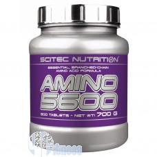 SCITEC AMINO 5600 500 CPR