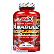 AMIX ANABOLIC EXPLOSION 200 CPS