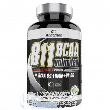 ANDERSON 811 BCAA UNLIMITED 200 CPR