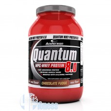 ANDERSON QUANTUM WPC-WHEY PROTEIN 8.0 800 GR