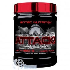 SCITEC ATTACK! 2.0 320 GR