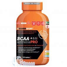 NAMED SPORT BCAA 4:1:1 EXTREME PRO 210 CPR