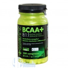 +WATT BCAA 8:1:1 200 CPR