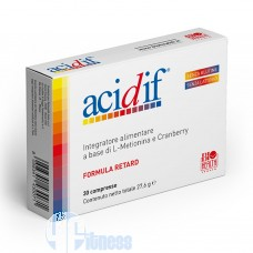 BIOHEALTH ACIDIF 30 CPR