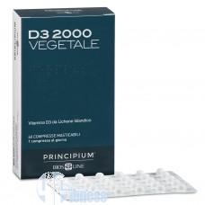 BIOS LINE PRINCIPIUM D3 2000 VEGETALE 60 CPR