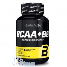 BIOTECH USA BCAA+B6 100 TAV