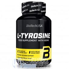BIOTECH USA L-TYROSINE 100 CPS