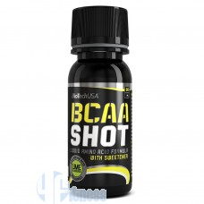 BIOTECH USA BCAA SHOT 60 ML
