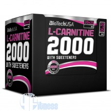 BIOTECH USA L-CARNITINE 2000 20 AMPOLLE DA 25 ML