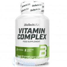 BIOTECH USA VITAMIN COMPLEX 60 CPS