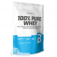 BIOTECH USA 100% PURE WHEY 454 GR