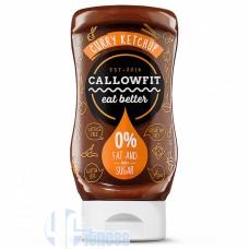 CALLOWFIT CURRY KETCHUP 300 ML