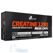 OLIMP CREATINE 1250 MEGA CAPS 120 CPS