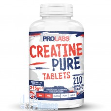 PROLABS CREATINE PURE TABLETS 210 CPR