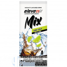 ELEVEN FIT MIX LIME-COLA 12 X 9 GR