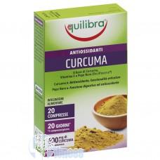 EQUILIBRA CURCUMA 20 CPR