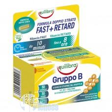 EQUILIBRA GRUPPO B FAST-RETARD 30 CPR
