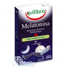 EQUILIBRA MELATONINA 75 CPR