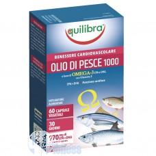 EQUILIBRA OLIO DI PESCE 1000 60 CPS
