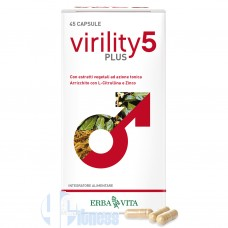 ERBA VITA VIRILITY 5 PLUS 45 CPS