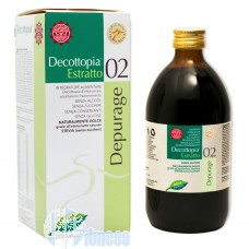 TISANOREICA ESTRATTO 02 DEPURAGE 500 ML