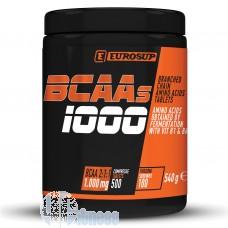EUROSUP BCAA'S 1000 500 CPR
