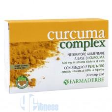 FARMADERBE CURCUMA COMPLEX 30 CPR