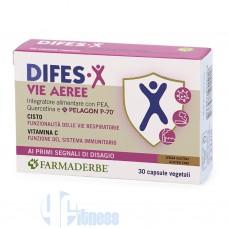 FARMADERBE DIFES-X VIE AEREE 30 CPS