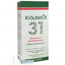 FARMADERBE KRAUTEROL OLIO 31 100 ML