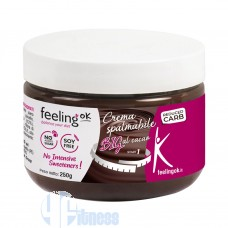 FEELING OK START CREMA SPALMABILE AL CACAO 250 GR