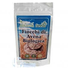 AMAZON SEEDS FIOCCHI DI AVENA BIOLOGICA 1 KG