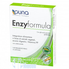 GUNA ENZYFORMULA 20 CPR