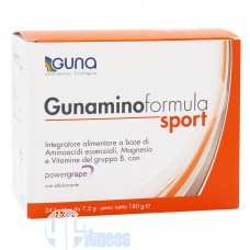 GUNA GUNAMINOFORMULA SPORT 24 BUSTINE