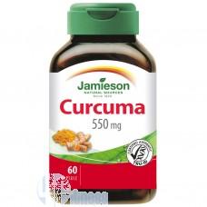 JAMIESON CURCUMA 60 CPS