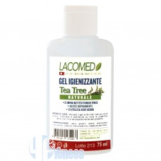 LACOMED SPORT GEL IGIENIZZANTE TEA TREE 75 ML