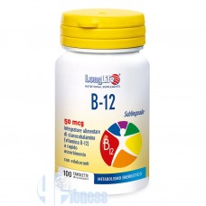 LONG LIFE B-12 SUBLINGUALE 100 TAV