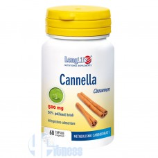 LONG LIFE CANNELLA 60 CPS