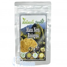 AMAZON SEEDS MACA NERA BIOLOGICA 250 GR