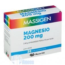 MASSIGEN MAGNESIO 20 BUSTE
