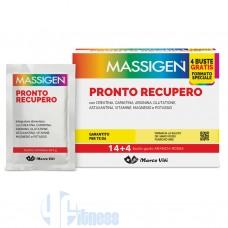 MASSIGEN PRONTO RECUPERO 14+4 BUSTE