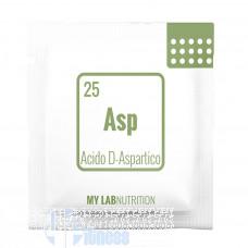 MYLAB NUTRITION D-ACIDO ASPARTICO MONODOSE 3 GR